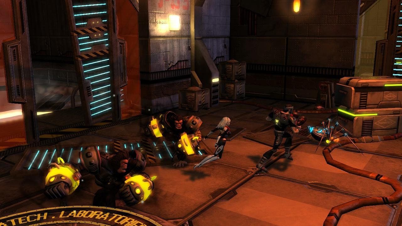 Wanted Corp. Screenshot 2