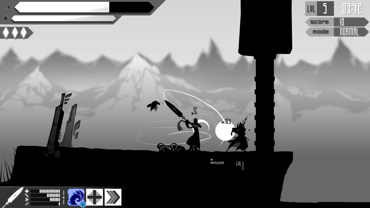 Armed with Wings: Rearmed screenshot