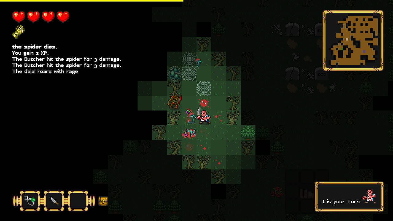 The Depths of Tolagal screenshot