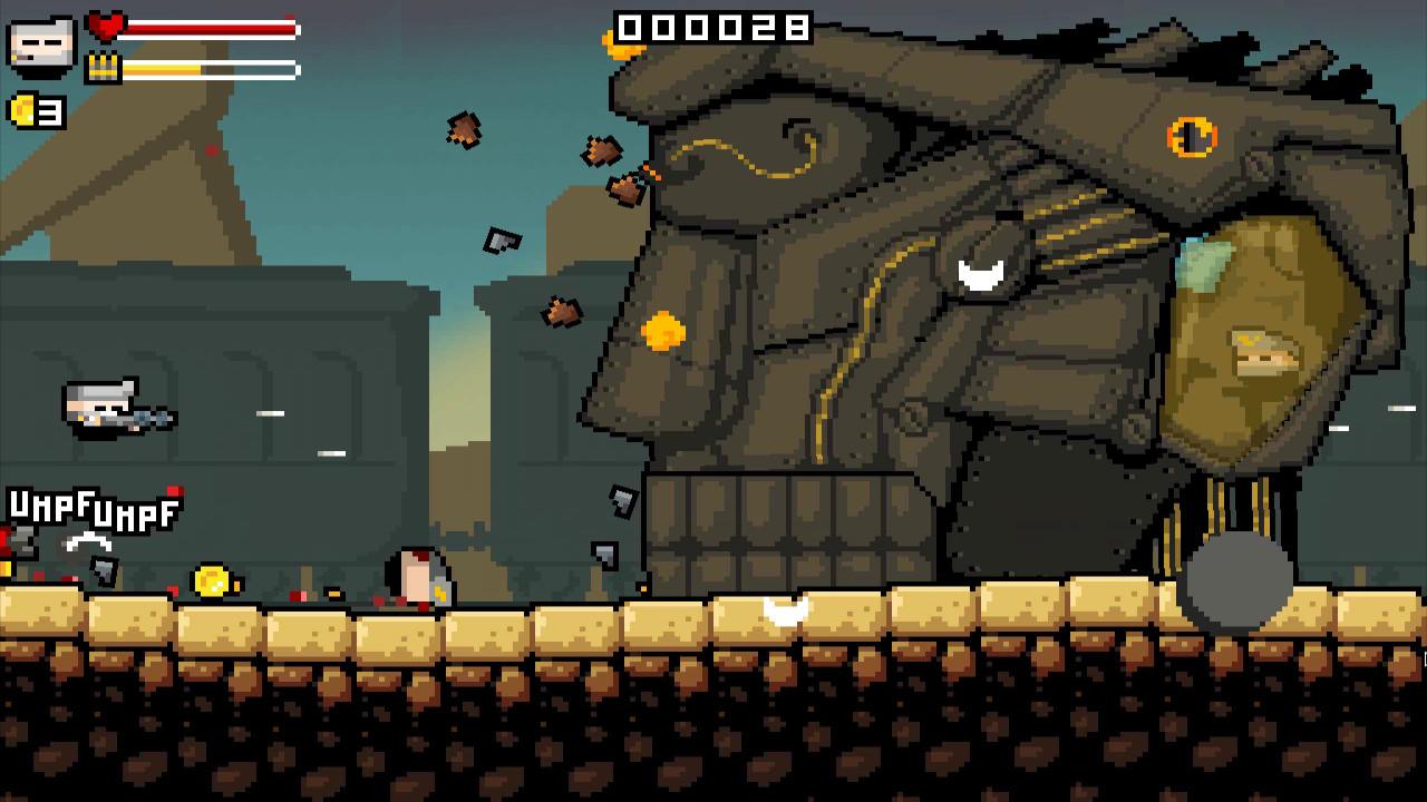 Gunslugs 2 screenshot