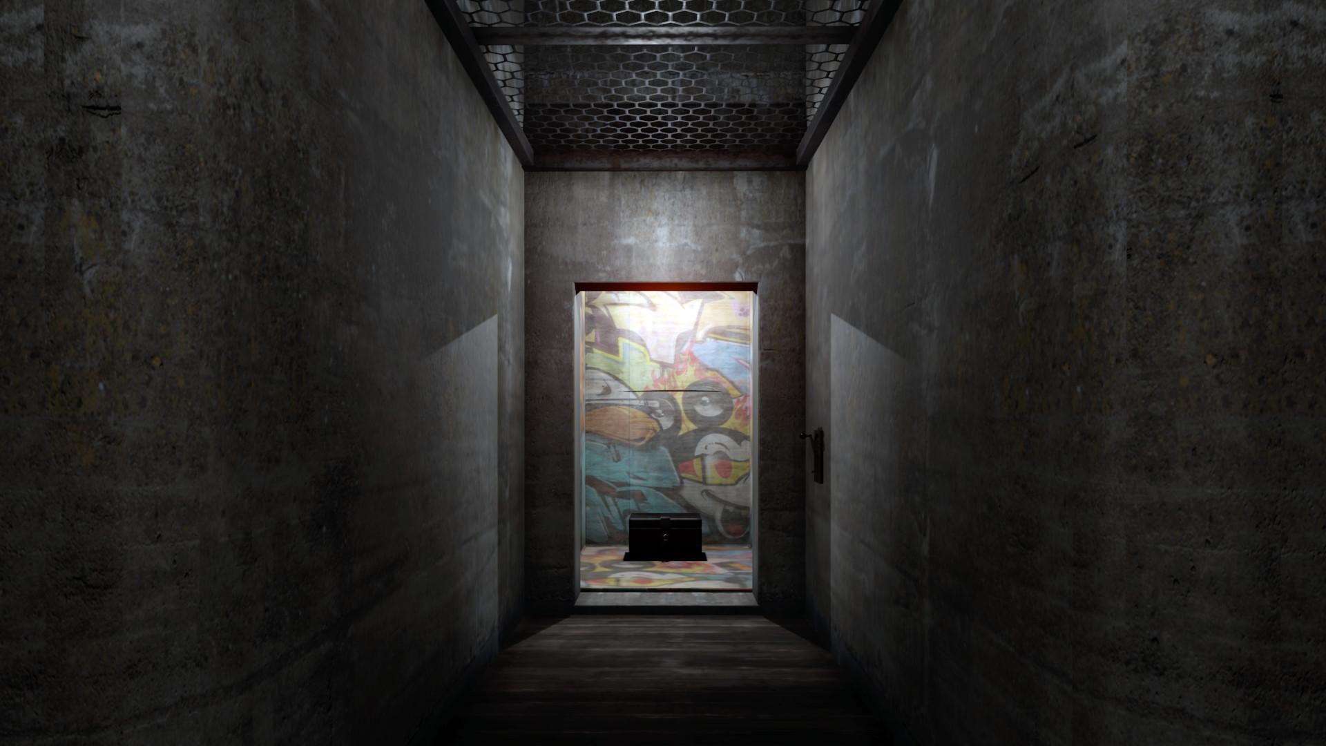 The Corridor: On Behalf Of The Dead screenshot
