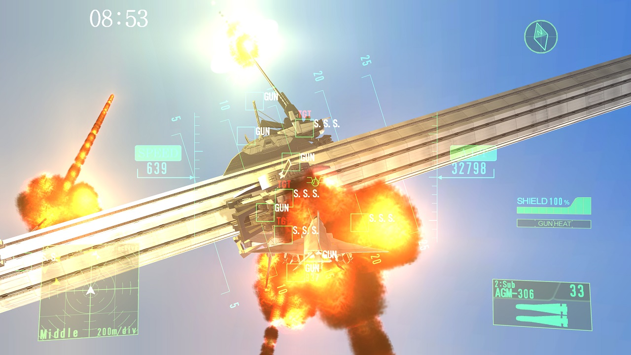 RaidersSphere4th screenshot