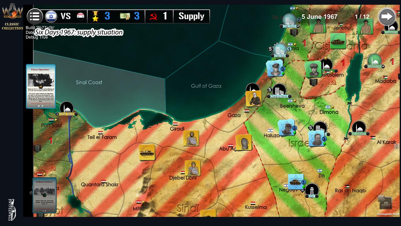 Wars Across The World screenshot