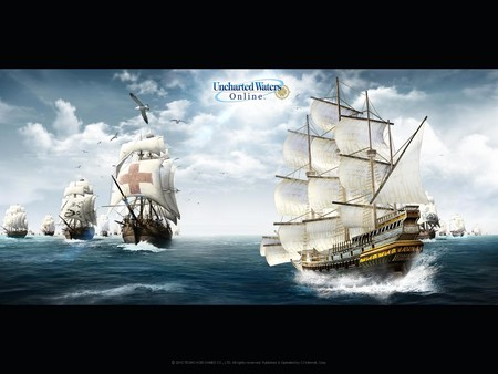 скриншот Uncharted Waters Online: Sentinel of the Sea Pack 4