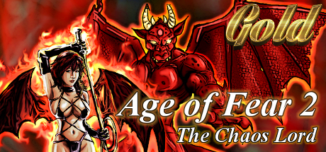 Age of Fear 2: The Chaos Lord GOLD