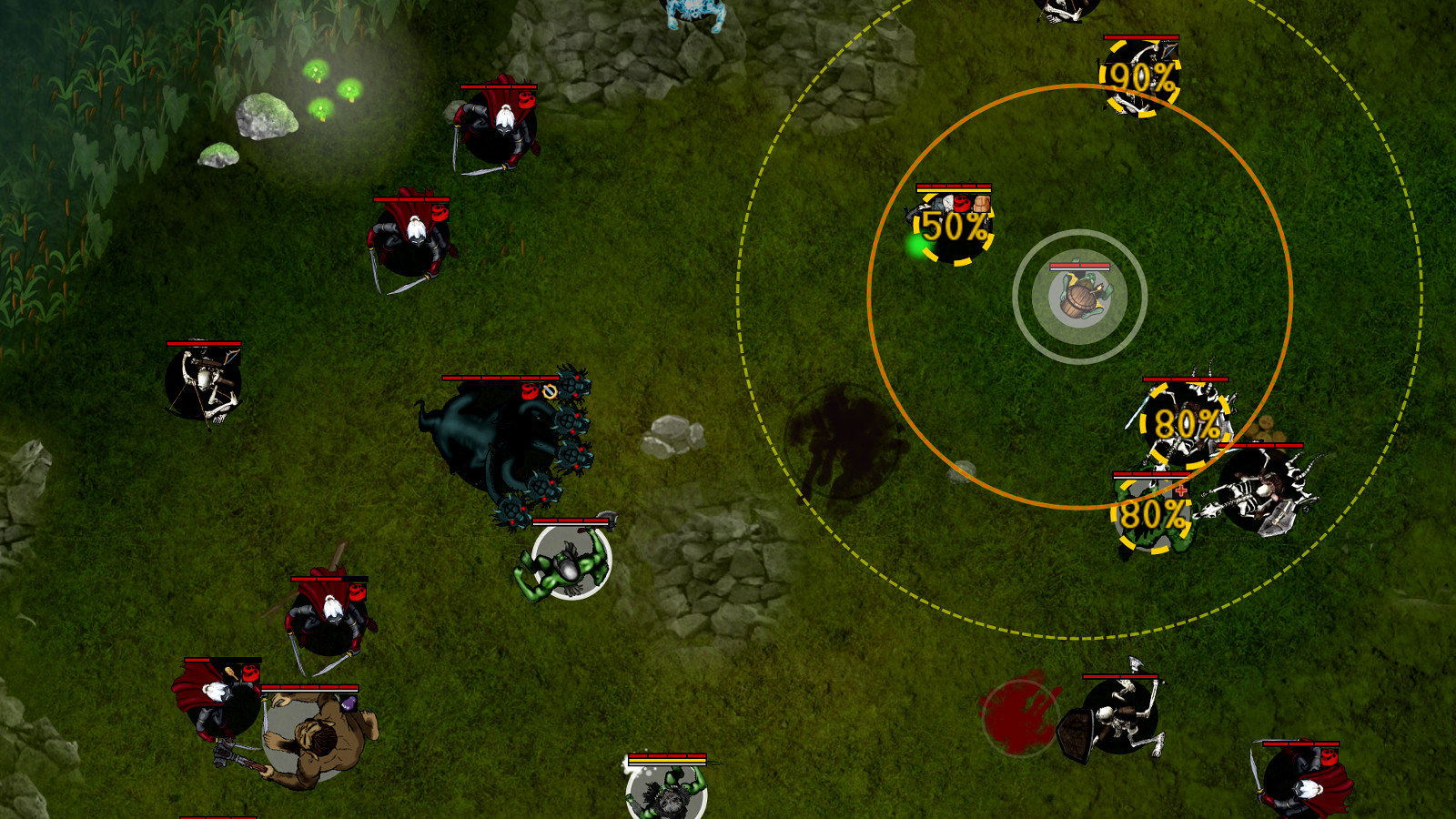 Age of Fear 2: The Chaos Lord GOLD screenshot