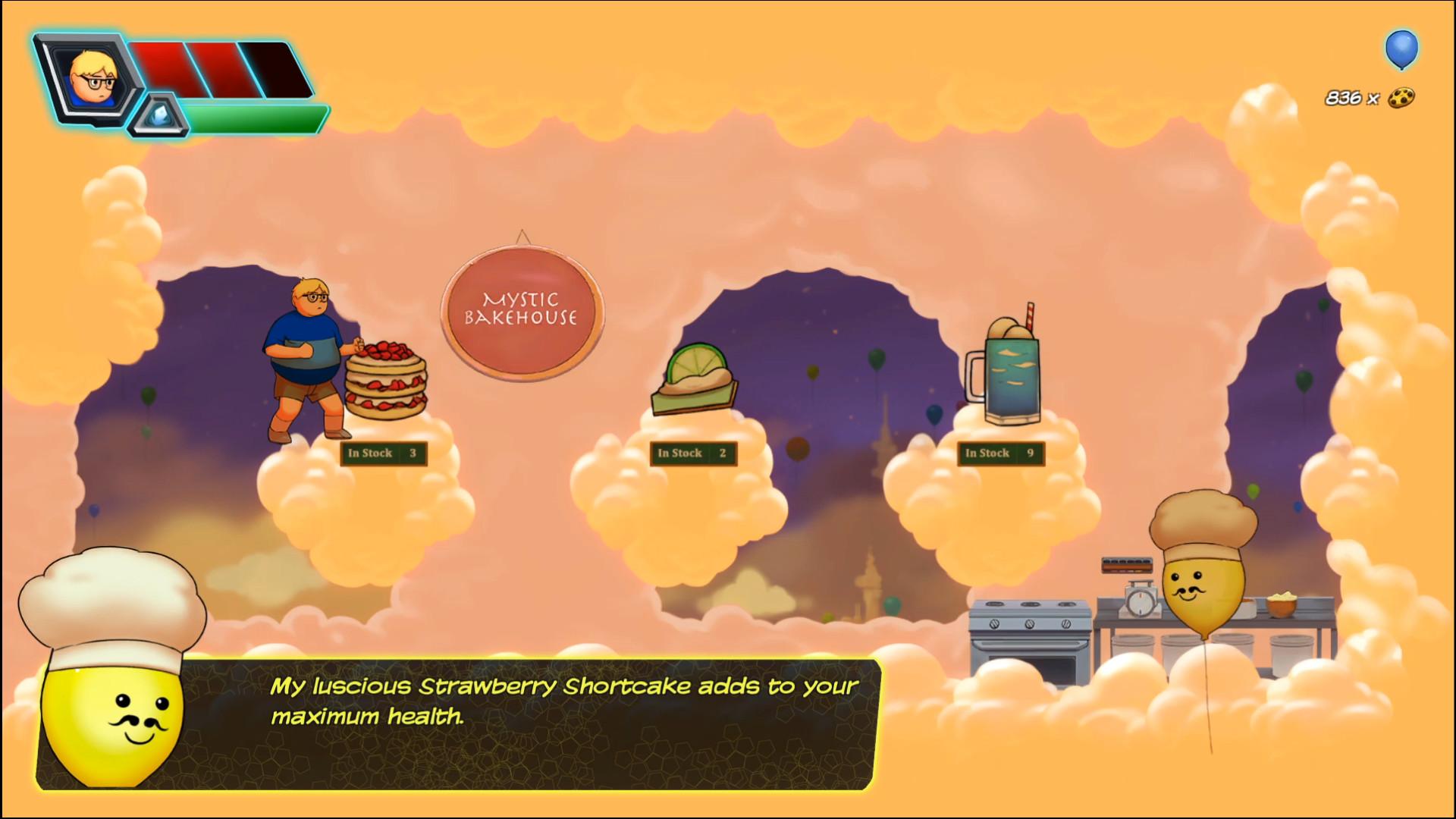 Adventures of Chris screenshot