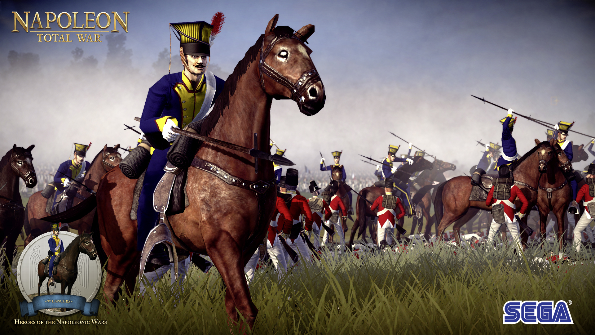 Napoleon: Total War - Heroes of the Napoleonic Wars screenshot