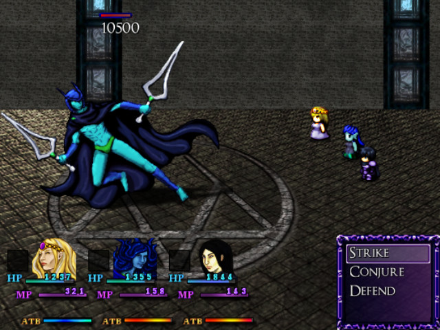 Chronicles of a Dark Lord: Episode II War of The Abyss screenshot