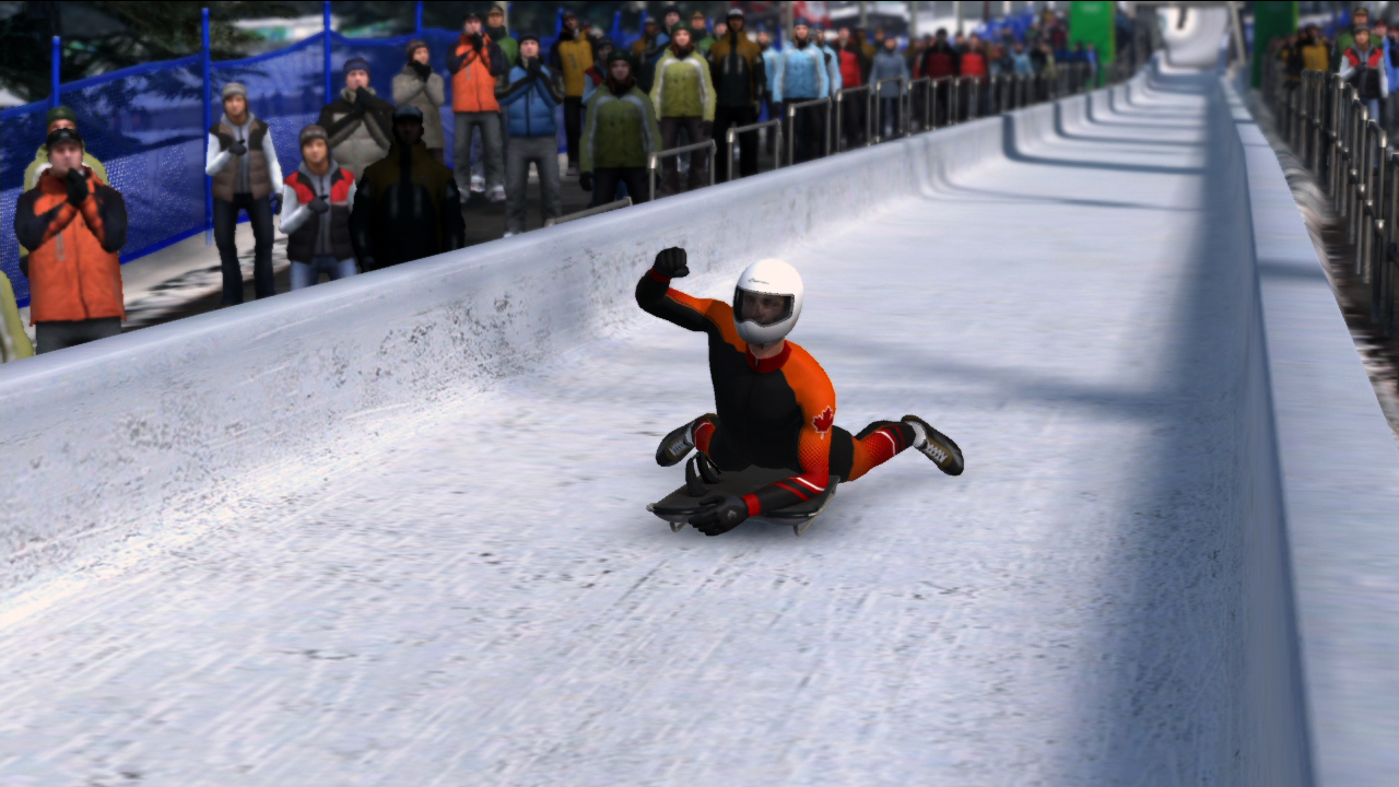 Vancouver 2010 - The Official Video Game of the Olympic Winter Games screenshot