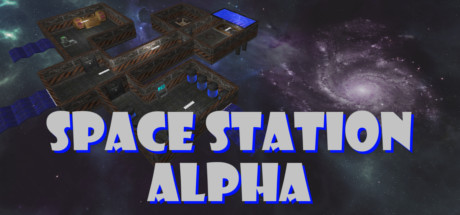 Space Station Alpha game image