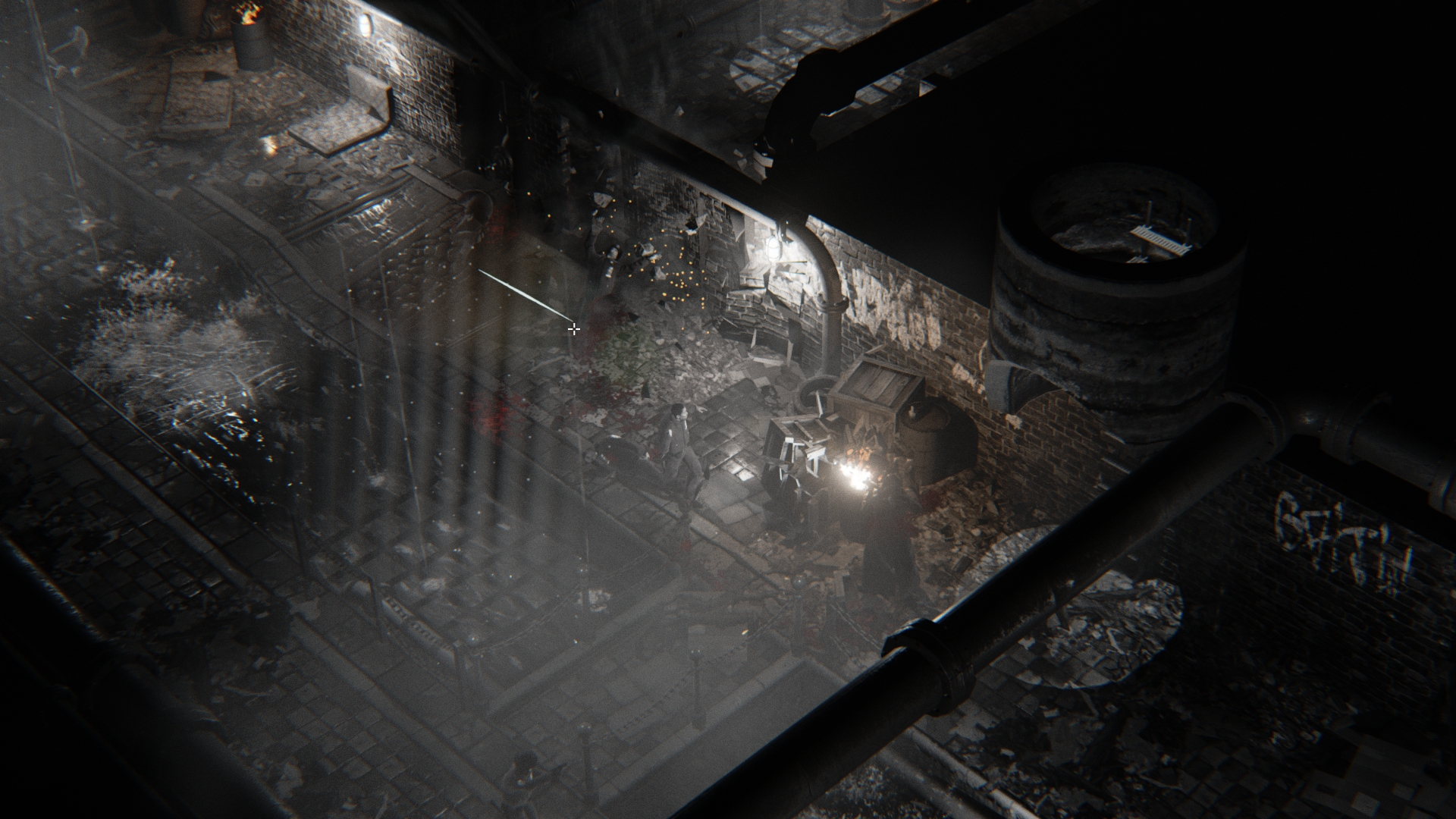 Hatred screenshot