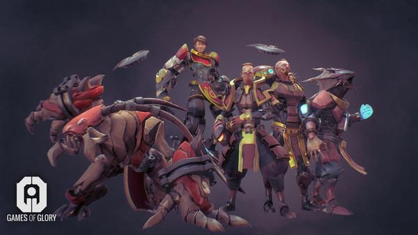 Games of Glory - Ранний Доступ