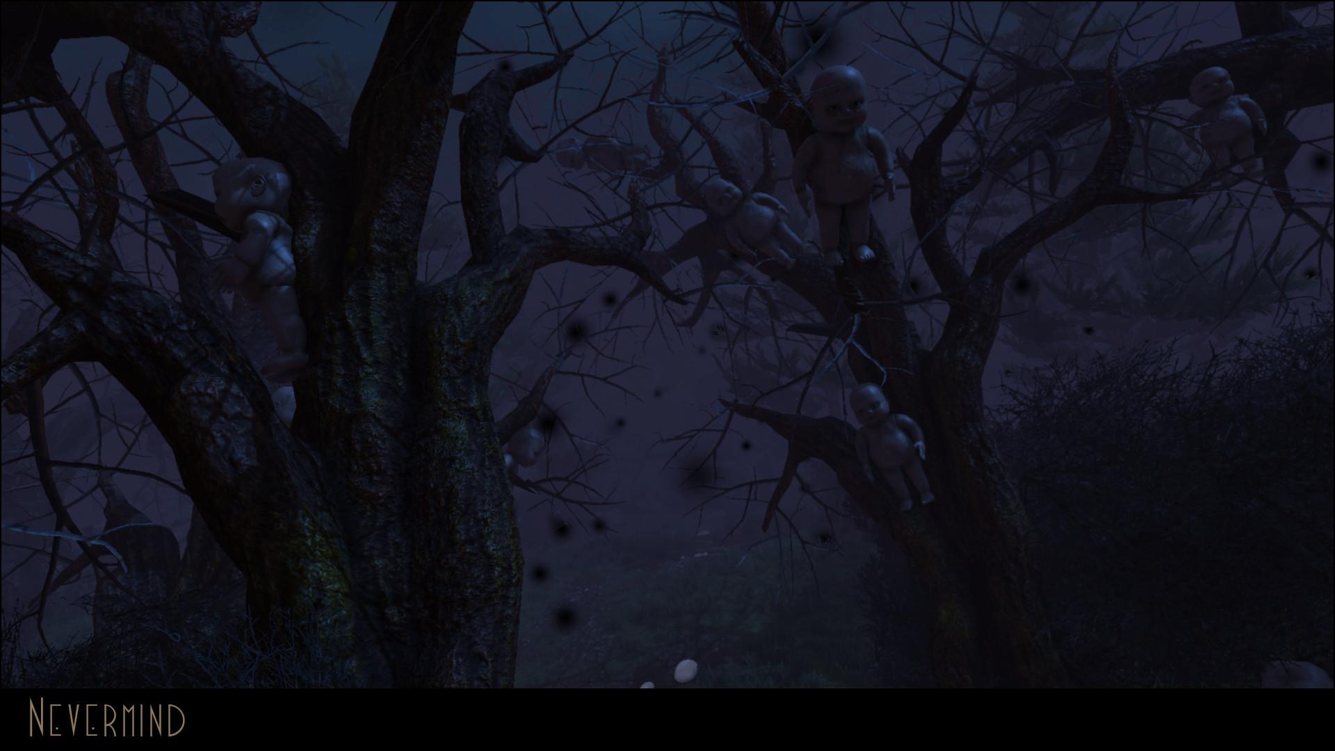 Nevermind screenshot