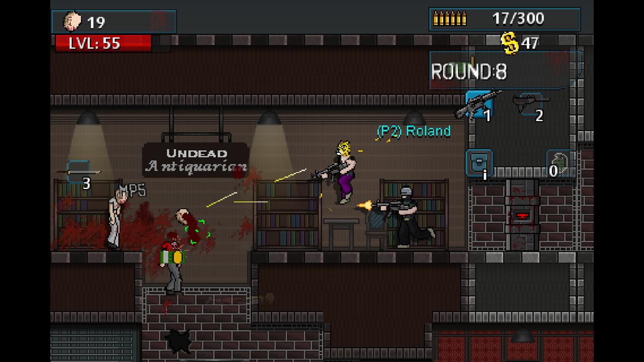 Zombie Kill of the Week - Reborn screenshot