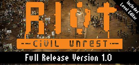 Allgamedeals.com - RIOT: Civil Unrest - STEAM