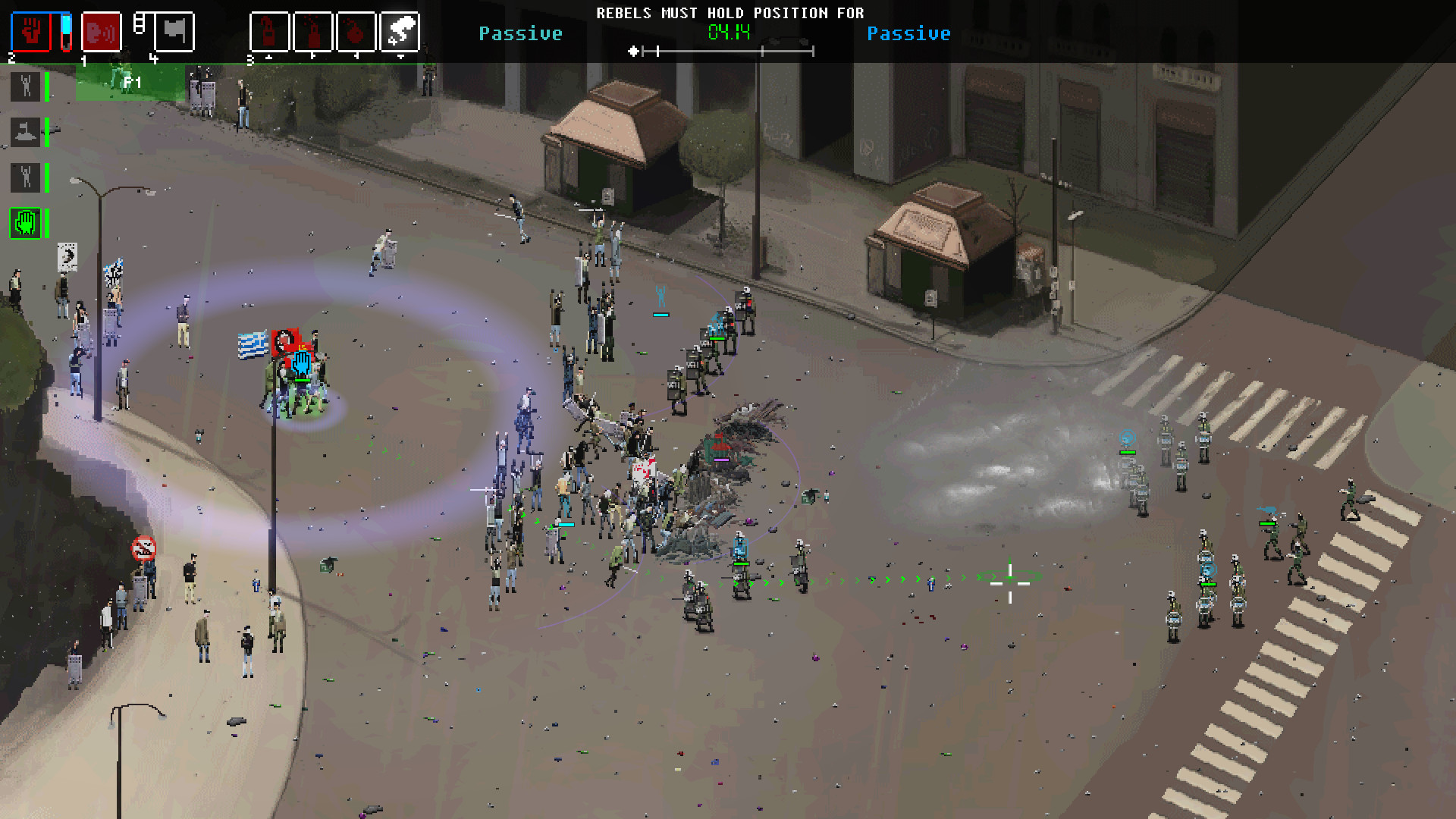RIOT: Civil Unrest screenshot