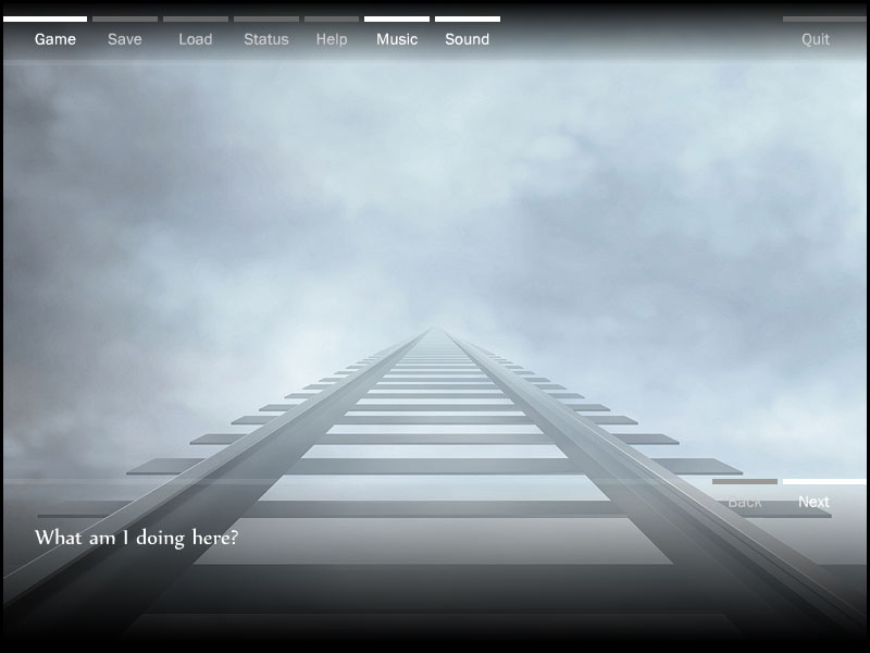 Train of Afterlife screenshot