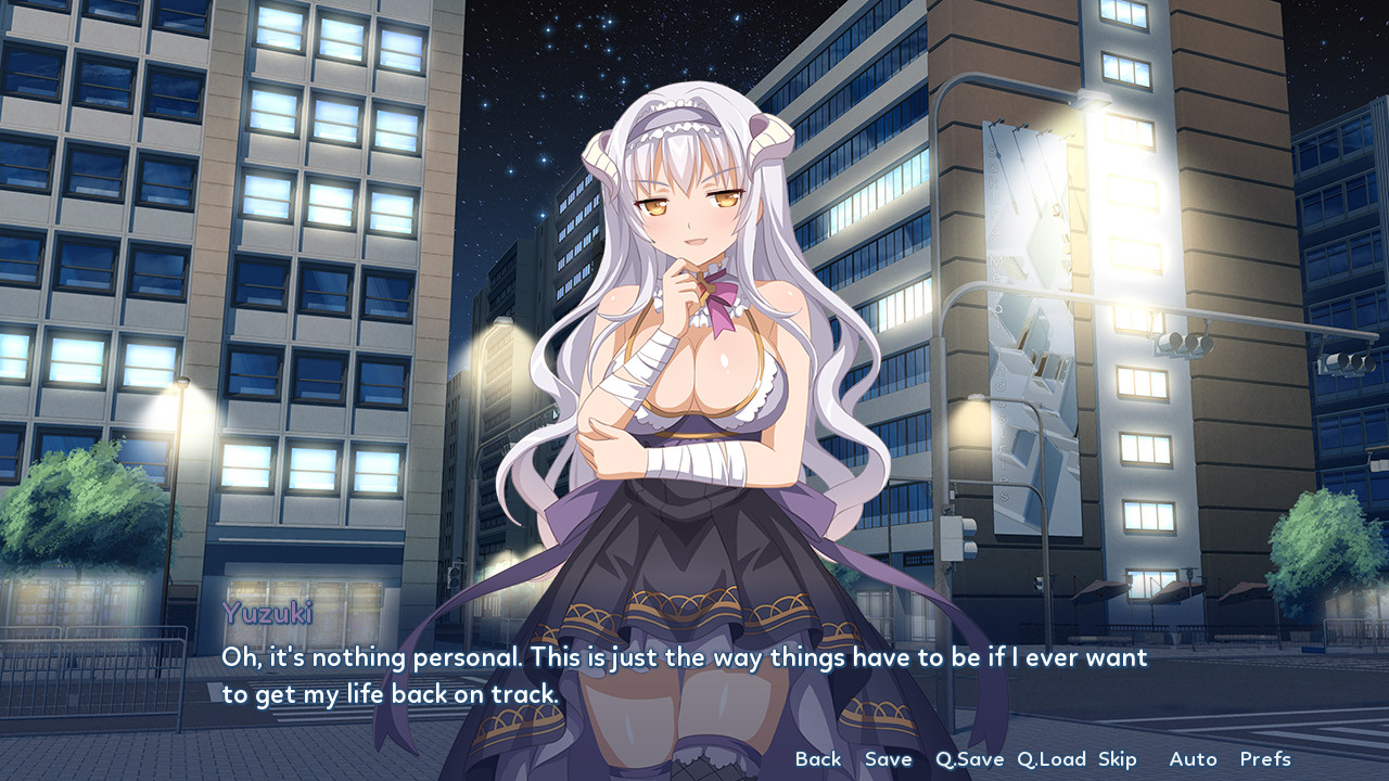 Sakura Angels screenshot