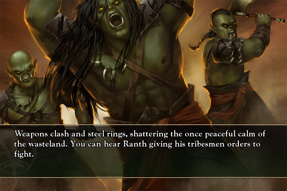 Sword Daughter screenshot