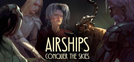 Allgamedeals.com - Airships: Conquer the Skies - STEAM