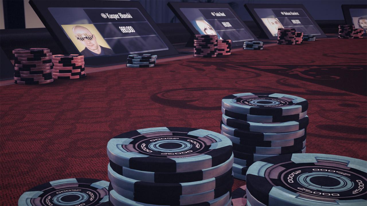 Pure Hold'em - Vortex Chip Set screenshot
