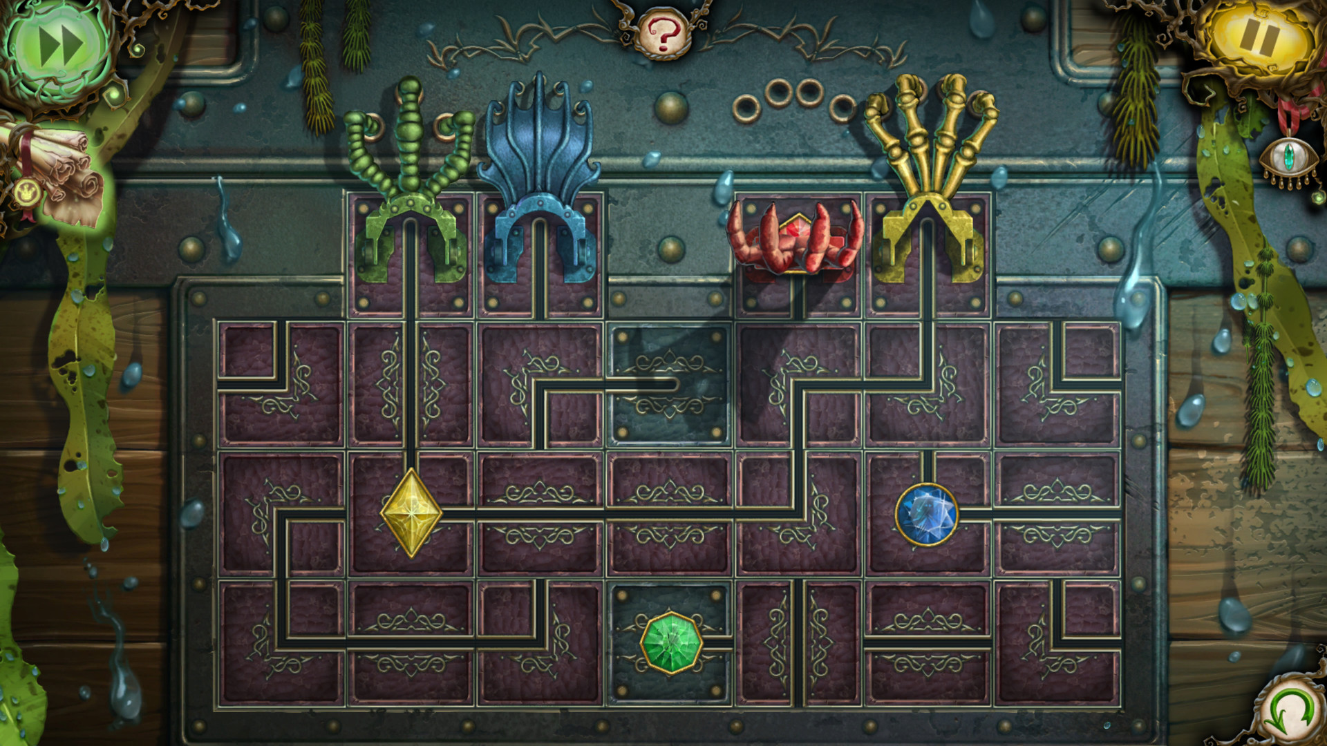 Witch's Pranks: Frog's Fortune Collector's Edition screenshot