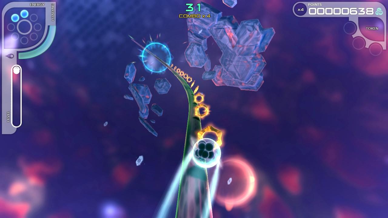 Fermi's Path screenshot