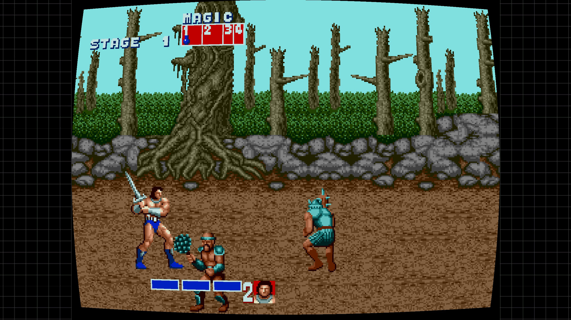 SEGA Mega Drive and Genesis Classics screenshot