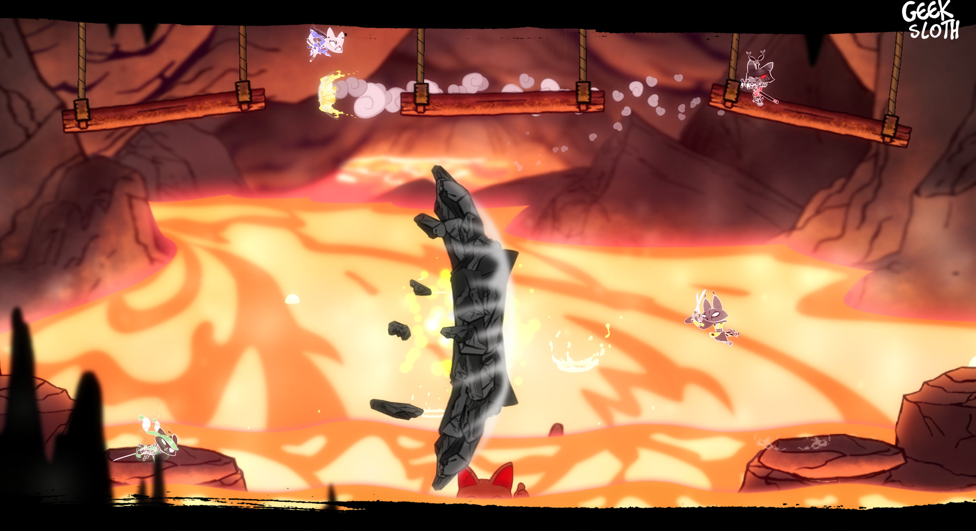 Samudai screenshot