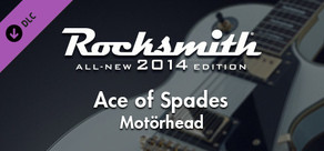 "Rocksmith® 2014 – Motörhead - ""Ace of Spades"""