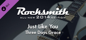 "Rocksmith® 2014 – Three Days Grace - ""Just Like You"""