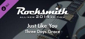 "Rocksmith® 2014 – Three Days Grace - ""Just Like You"""
