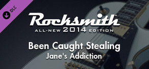 """Rocksmith® 2014 – Jane's Addiction - """"Been Caught Stealing"""""""