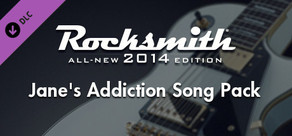 Rocksmith® 2014 – Jane's Addiction Song Pack