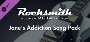 Rocksmith® 2014 – Jane's Addiction Song Pack