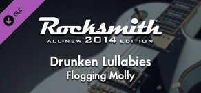 "Rocksmith® 2014 – Flogging Molly - ""Drunken Lullabies"""