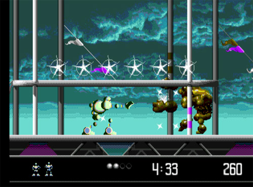 VectorMan screenshot