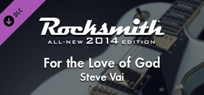 "Rocksmith® 2014 – Steve Vai - ""For The Love Of God"""