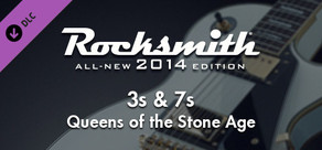 """Rocksmith® 2014 – Queens Of The Stone Age - """"3s & 7s"""""""