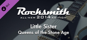"""Rocksmith® 2014 – Queens Of The Stone Age - """"Little Sister"""""""