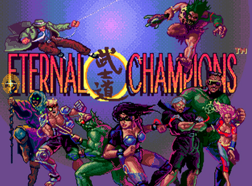 Eternal Champions screenshot