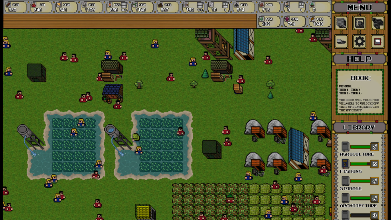 Pixel Survivors screenshot