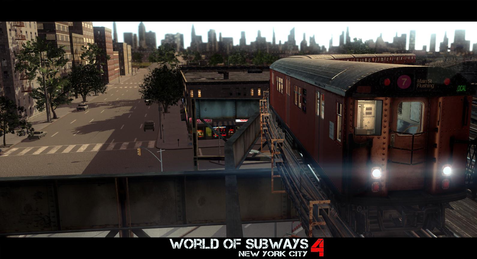 World of Subways 4