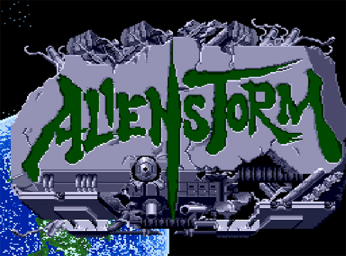 Alien Storm screenshot