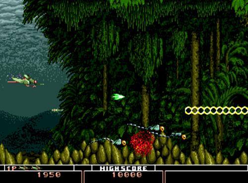 Bio-Hazard Battle screenshot