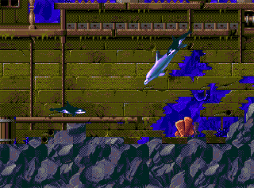 Ecco: The Tides of Time screenshot