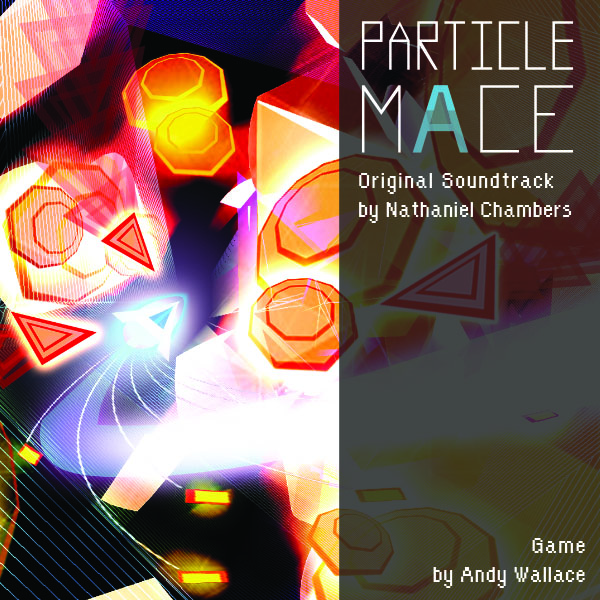 PARTICLE MACE - Soundtrack screenshot