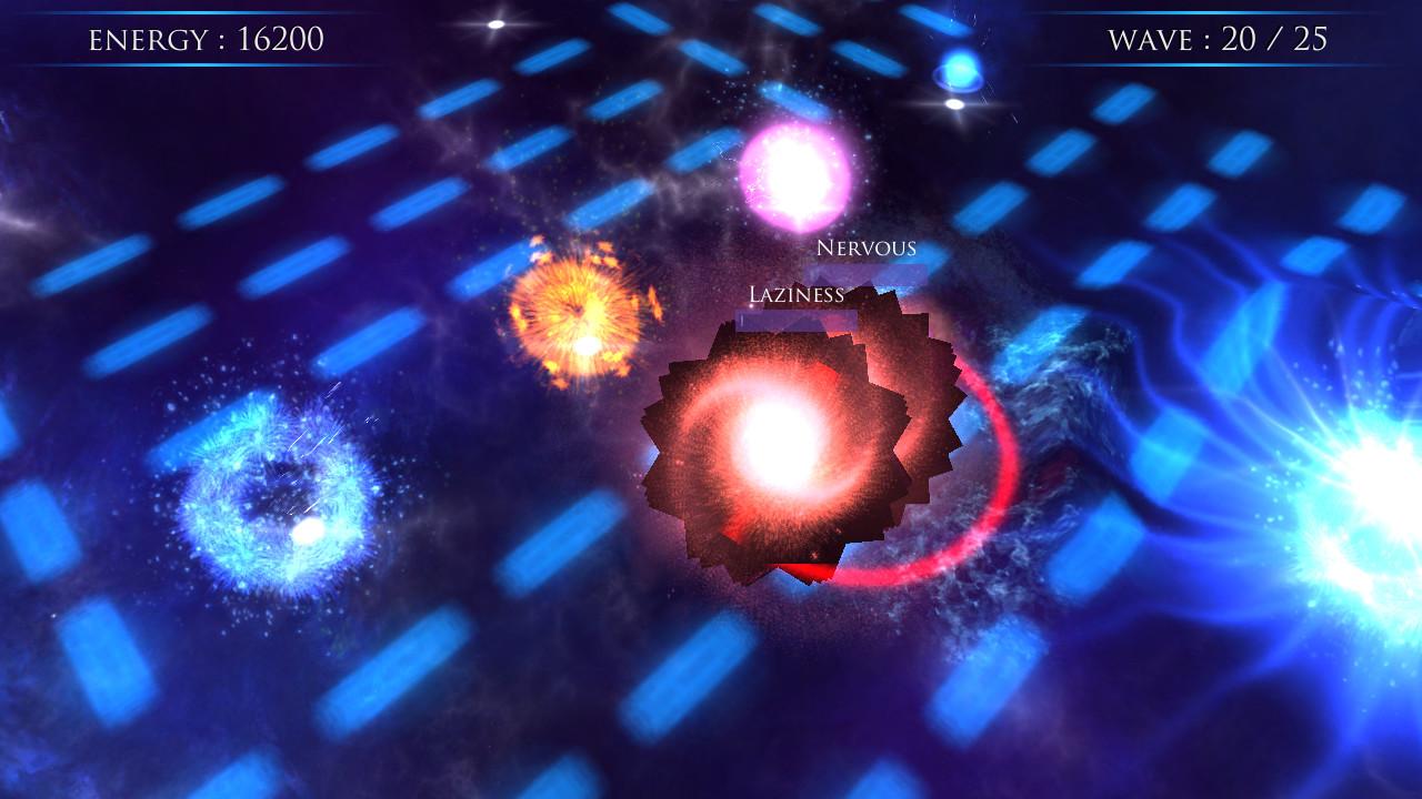 Particula screenshot