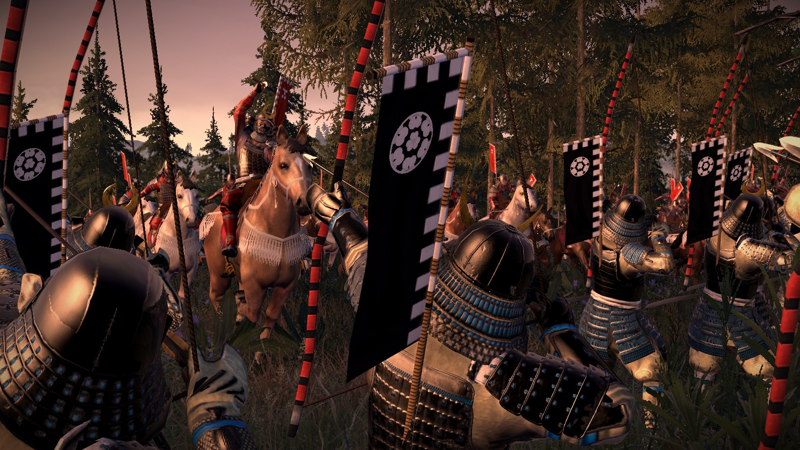 Total War: SHOGUN 2 - Sengoku Jidai Unit Pack screenshot